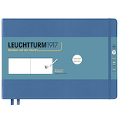 Leuchtturm1917 Sketchbook Medium Landscape Denim