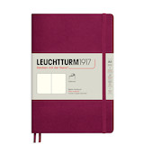 Leuchtturm1917 Softcover Notebook Medium Port Red