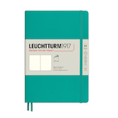 Leuchtturm1917 Softcover Notebook Medium Emerald
