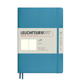 Leuchtturm1917 Softcover Notebook Medium Nordic Blue