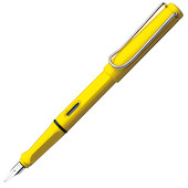 Lamy safari Fountain Pen Yellow