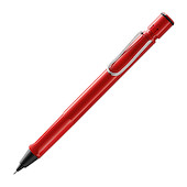 Lamy safari Pencil Red 0.7mm