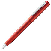 Lamy aion Fountain Pen Red Special Edition