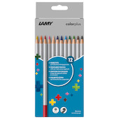 Lamy Colorplus Pencil Set of 12 Assorted
