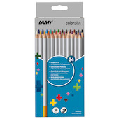 Lamy Colorplus Pencil Set of 24 Assorted
