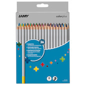 Lamy colorplus Pencil Set of 36 Assorted