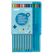 Lamy colorplus Pencil Box of 12 Assorted