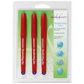 Manuscript School Handwriting Pen Triple Pack