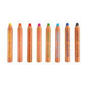 Manuscript Lionheart Scribble & Draw Crayons Set of 8
