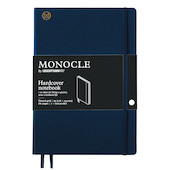 Monocle by Leuchtturm1917 Hardcover Notebook B5 Navy