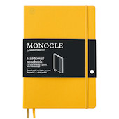 Monocle by Leuchtturm1917 Hardcover Notebook B5 Yellow