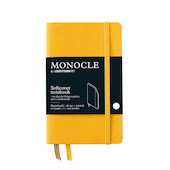 Monocle by Leuchtturm1917 Softcover Notebook A6 Yellow