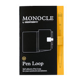 Monocle by Leuchtturm1917 Pen Loop Yellow