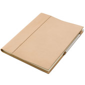 Midori Goat Leather Notebook Cover A4