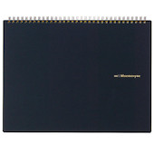 Mnemosyne 180 Creative Notebook Squared A4+