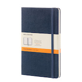 Moleskine Classic Collection Large Notebook 135x210 Sapphire Blue
