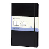 Moleskine Art Plus Sketchbook A4 Black