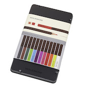 Moleskine Art Plus Naturally Smart Watercolor Pencil Set of 12