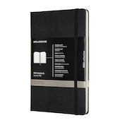 Moleskine Pro Notebook Hard Cover Large 135x210 Black