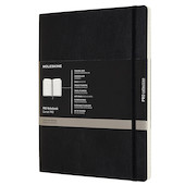 Moleskine Pro Notebook Soft Cover Extra Large 190x250 Black