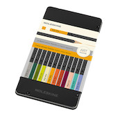 Moleskine Urban Nomad Watercolour Pencil Set of 12 Assorted