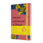 Moleskine Frida Kahlo Large Notebook Limited Edition Strange