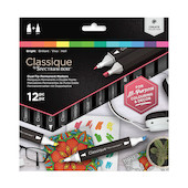 Spectrum Noir Classique Marker Set of 12 Bright