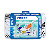 Pilot Pintor Marker Pen Assorted Collector Set of 20