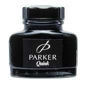 Parker Quink Ink Bottle