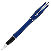 Parker Urban Fountain Pen Fashion Blue Chrome Trim