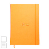 Rhodia 'Webbie' Webnotebook A4 (210 x 297) Orange