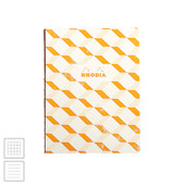 Rhodia Heritage Raw Bound Notebook Escher 190x250