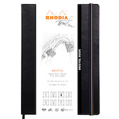 Rhodia Touch Bristol Book Softcover A4