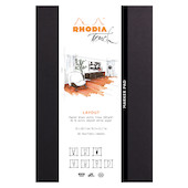 Rhodia Touch Marker Pad A4
