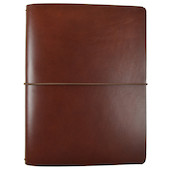 Start Bay Notebooks Navigator A5 Leather Notebook Cover