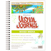 Strathmore Mixed Media Visual Journal 9x12