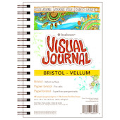 Strathmore Bristol Vellum Visual Journal 5.5x8