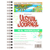 Strathmore Watercolour Visual Journal 5.5x8