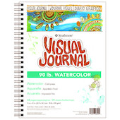 Strathmore Watercolour Visual Journal 9x12