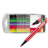 STABILO Pen 68 wallet of 10