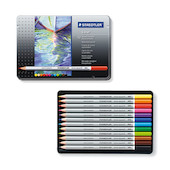 Staedtler Karat Aquarell Pencil Tin 12
