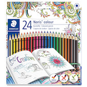 Staedtler Noris Colouring Pencil 24 Piece Set