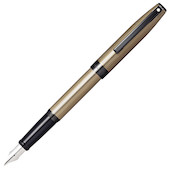 Sheaffer Sagaris Fountain Pen Titanium Grey
