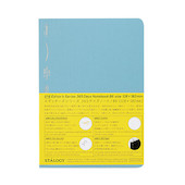 Stalogy 365Days Notebook B6 Blue