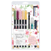 Tombow Watercolouring Set