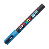 Uni POSCA Marker Pen PC-3ML Glitter