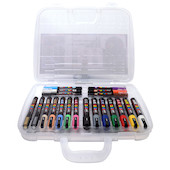 Uni POSCA Marker Pen Set of 20 Assorted