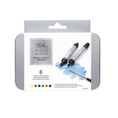 Winsor & Newton Water Colour Markers Set of 6