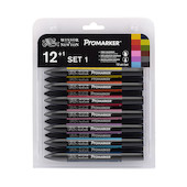 Winsor & Newton ProMarkers Set of 12+1 - Set 1