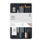 Winsor & Newton Studio Collection Sketching Set